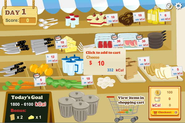 Super Grocery Shopper screenshot