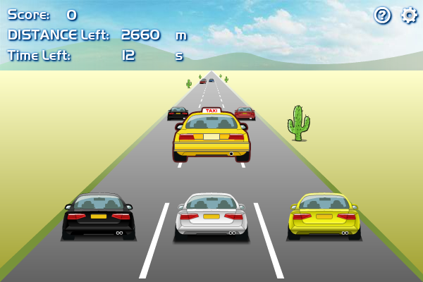 Click to view Wild Wild Taxi 1.6.1 screenshot