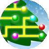 क्रिसमस वृक्ष को प्रकाशित करना
