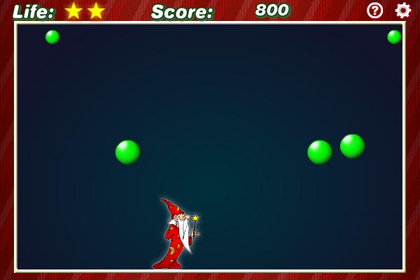 Click to view Wizard Balls screenshots