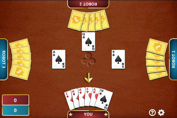 Multiplayer All Fours full screenshot