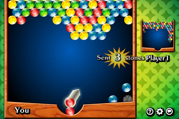 Bouncing Balls Battle full screenshot