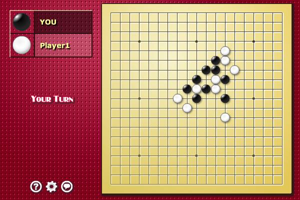 Multiplayer Five in a Row screenshot