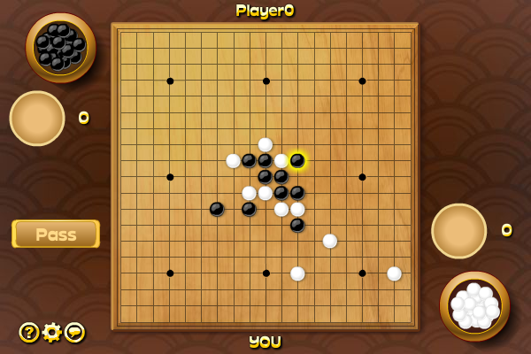 Multiplayer Go