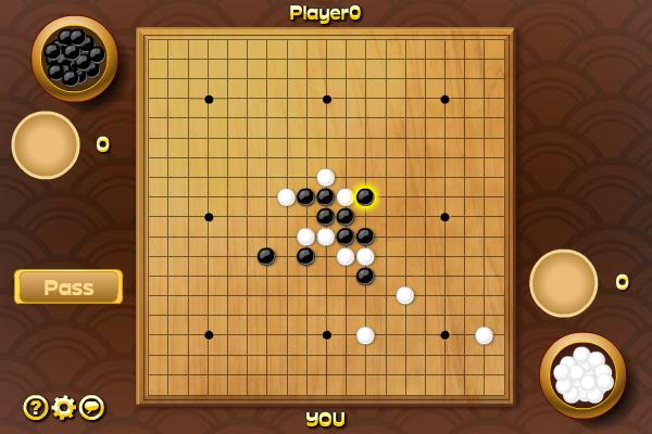 Multiplayer Go screenshot