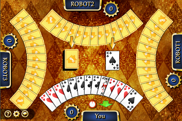 Click to view Multiplayer Indian Rummy screenshots
