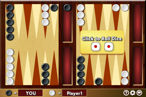 Click to view Multiplayer Backgammon screenshots