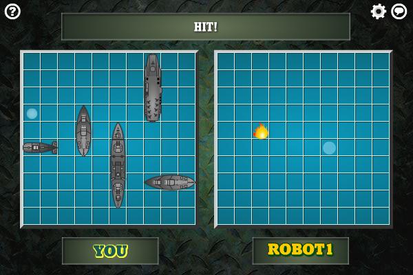 Multiplayer War Ship