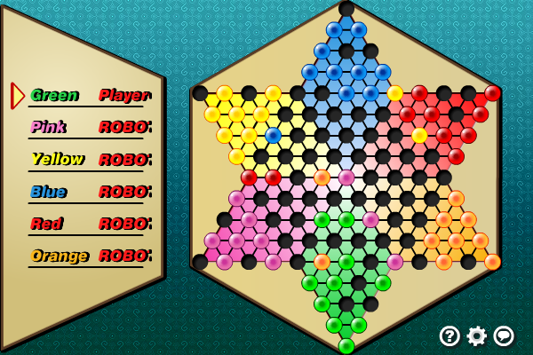 Click to view Multiplayer Chinese Checkers screenshots