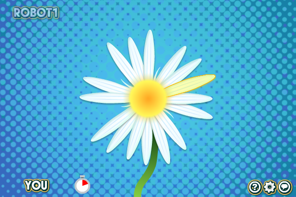 Click to view Multiplayer Daisy Petals screenshots
