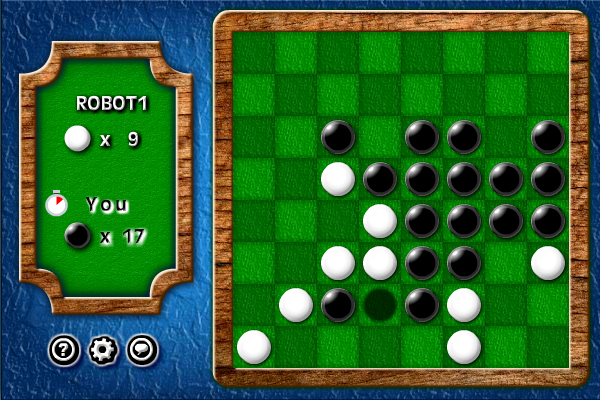 Multiplayer Reversi full screenshot
