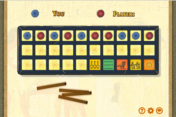 Click to view Multiplayer Senet screenshots