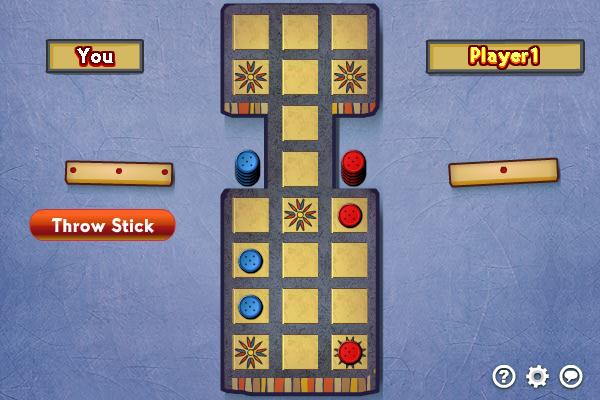 Royal Game of Ur full screenshot